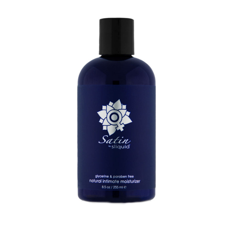 Sliquid Naturals Satin Water Based Lubricant 125ml