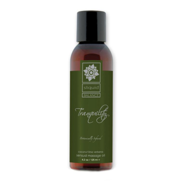 Sliquid Tranquility Massage Oil