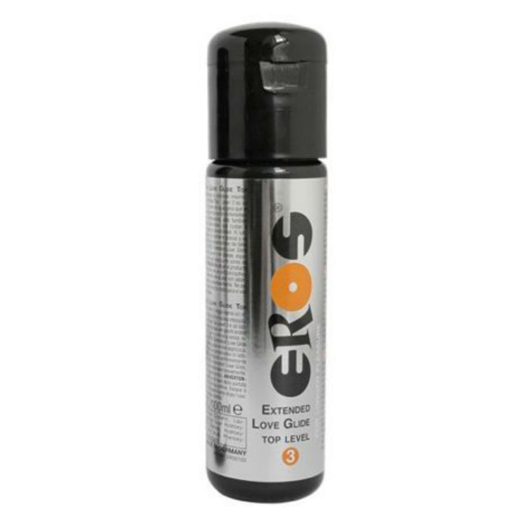 Eros Extended Love Glide Delay Lubricant 100ml
