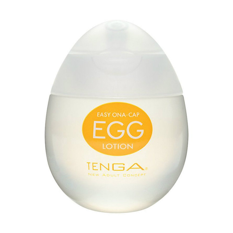 Tenga Egg Lotion Water Based Lubricant 65ml