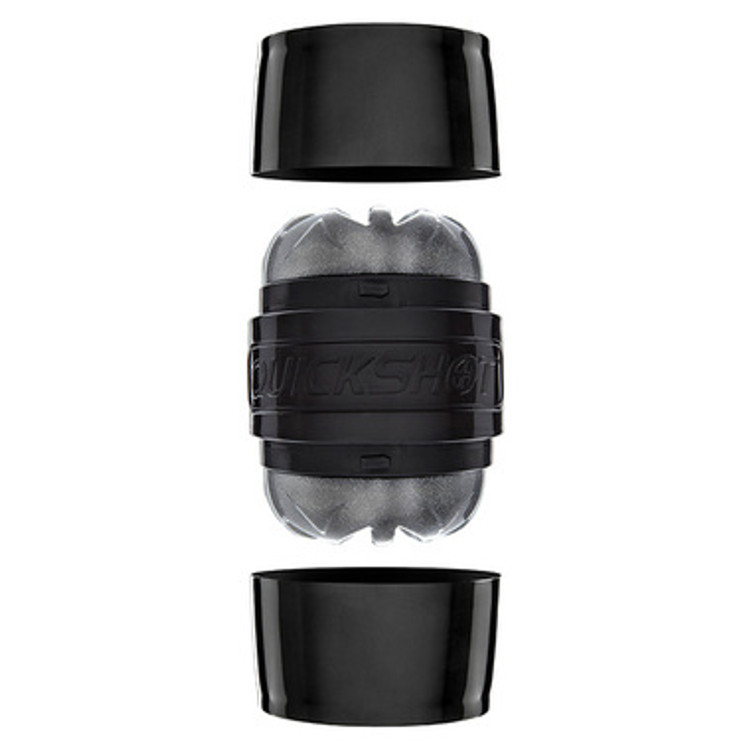 Fleshlight Quickshot Boost (Black)