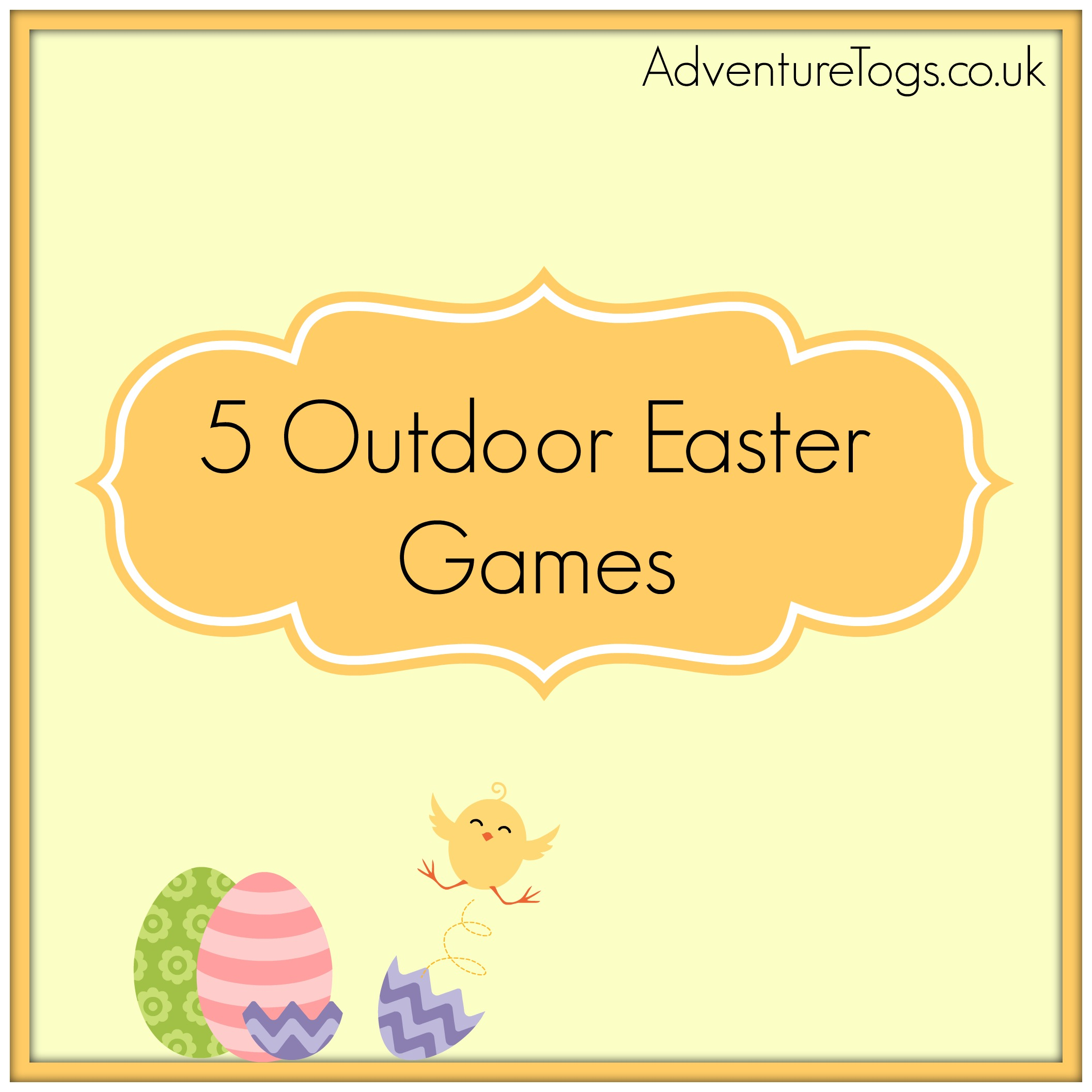 Outdoor Easter Games