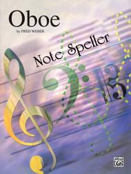 Oboe Note Speller by Fred Weber