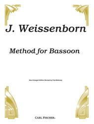 J. Weissenborn Method for Bassoon