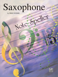 Saxophone Note Speller by Fred Weber