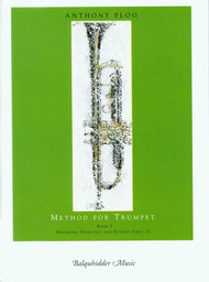 Anthony Plog Method for Trumpet, Book 3: Fingering Exercises and Etudes (Part 2)