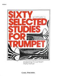 Kopprasch Sixty Selected Studies for Trumpet, Book 2 by Fr. Gumbert & Franz Herbst
