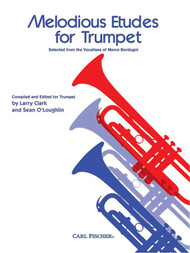 Melodious Etudes for Trumpet by Larry Clark & Sean O'Loughlin