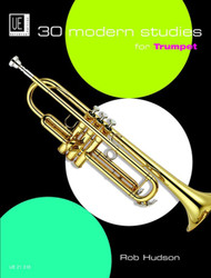 30 Modern Studies for Trumpet by Rob Hudson