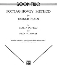 Pottag-Hovey Method for French Horn, Book 2