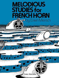 Melodious Studies for French Horn by Erwin Miersch
