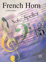 French Horn Note Speller by Fred Weber