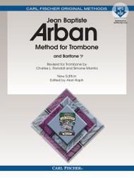 Jean Baptiste Arban Method for Trombone and Baritone (Book/CD Set)