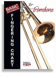 Basic Instrumental Fingering Chart for Trombone