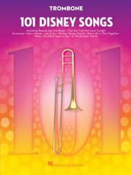 101 Disney Songs for Trombone