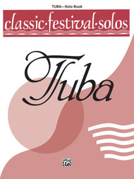 Classic Festival Solos, Volume 1 for Tuba