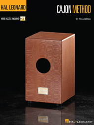Hal Leonard Cajon Method by Paul Jennings (with Video Access)