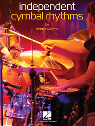 Independent Cymbal Rhythms by Bobby Williams