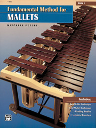 Fundamental Method for Mallets, Book 1 by Mitchell Peters