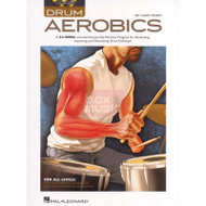 Drum Aerobics for Drumset by Andy Ziker (Book/CD Set)