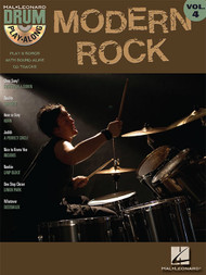 Hal Leonard Drum Play-Along Vol. 4 - Modern Rock (Book/CD Set)