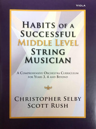 Habits of a Successful Middle Level String Musician - Viola