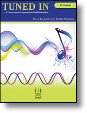 Tuned In (A Comprehensive Approach to Band Intonation) - Keyboard Percussion