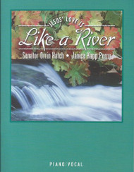 Jesus' Love is Like a River - Janice Kapp Perry - Piano Vocal Songbook