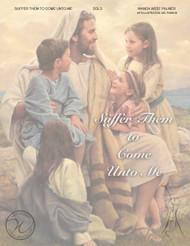Suffer Them to Come Unto Me - Wanda West Palmer - Tenor Solo w/Children's Chorus