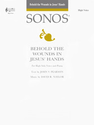 Behold the Wounds in Jesus' Hands - High Vocal Solo