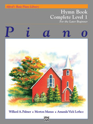Alfred's Basic Piano Library: Hymn Book, Complete Level 1