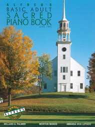 Alfred's Basic Adult Sacred Piano Book, Level 2