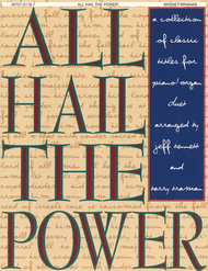 All Hail the Power: A Collection of Classic Titles for Piano/Organ Duet