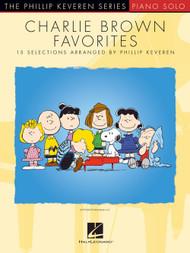 Charlie Brown Favorites - Intermediate Songbook (Keveren)