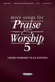 More Songs for Praise & Worship, Volume 5 for Piano / Vocal / Guitar