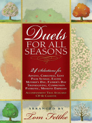 Duets for All Seasons for Vocal Duets