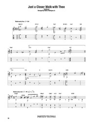 Hal Leonard Solo Guitar Library - Hymns for Solo Jazz Guitar (with Video Access)