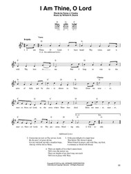 3-Chord Hymns for Guitar for Easy Guitar