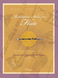 Meditative Solos for Flute (Book/CD Set)