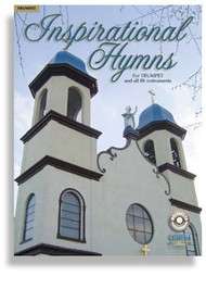 Inspirational Hymns (Book/CD Set) for Trumpet