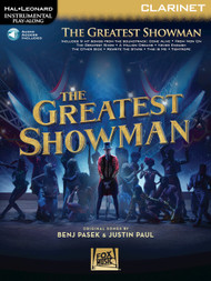 The Greatest Showman - Songbook for Clarinet