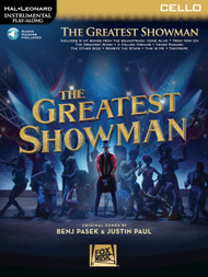 The Greatest Showman - Songbook for Cello