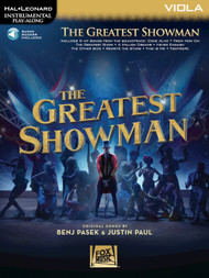 The Greatest Showman - Songbook for Viola