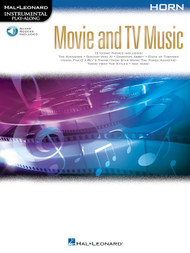 Movie & TV Music - Horn Songbook