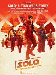 Solo: A Star Wars Store - Music from the Motion Picture - Easy Piano Songbook