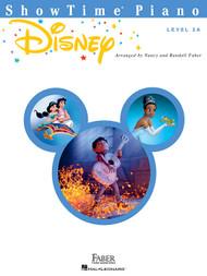 Faber - Showtime Piano: Disney - Level 2A