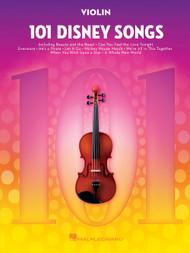 101 Disney Songs - Violin