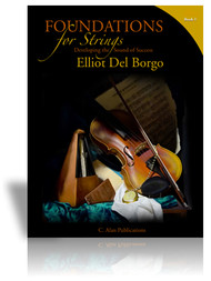 Foundations for Strings - Book 1 for Viola