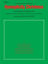 Hymnplicity Christmas Book 1