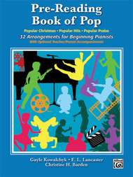 Pre-Reading Book of Pop